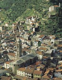 Badalucco - Stadt der Keramik und des Olivenöls