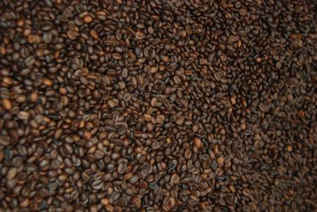 Die kleine Kaffeerösterei Manaresi in der Toskana