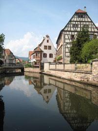 Wissembourg an der Lauter