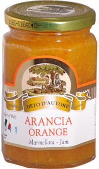 Sizilianische Orangenmarmelade