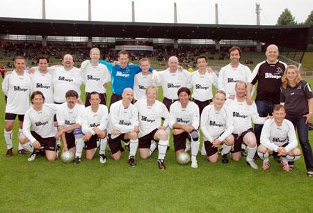 Team der Fußballköche