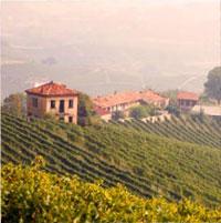 Morgenstimmung im Piemont
