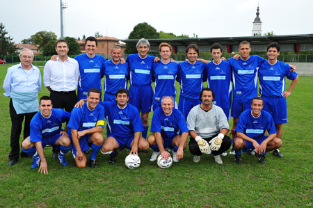 das italienische Team Nazionale Ristoranti