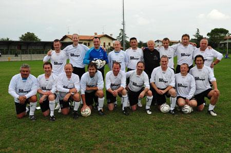 Das Team der Fußballköche