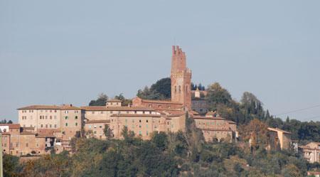 Wahrzeichen von San Miniato