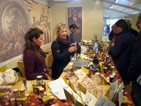 Trüffelmarkt in San Miniato