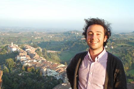 Aldo über San Miniato