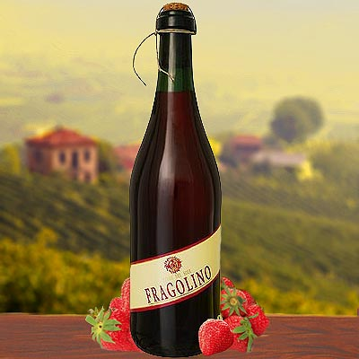 Fragolino Rosso - erfrischender Genuss!