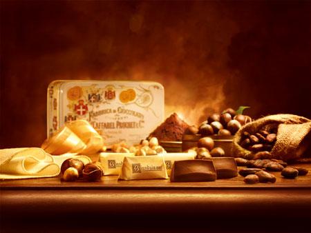 Giuanduia-Schokolade von Caffarel