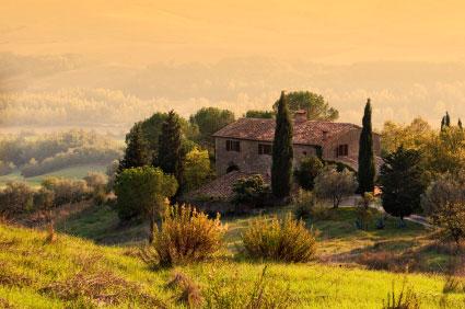 Die Toskana wie aus dem Bilderbuch