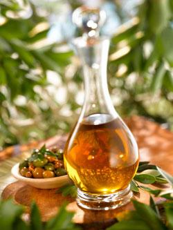 Olivenöl Oliven