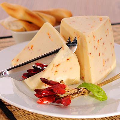 Pecorino mit Chili