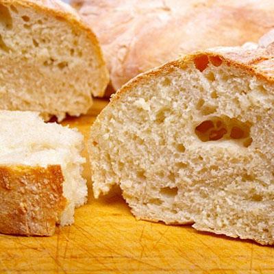 Ciabatta - ein typisch italienisches Brot