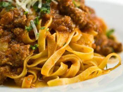 Italienisches Wintergericht: Pappardelle al Cinghiale