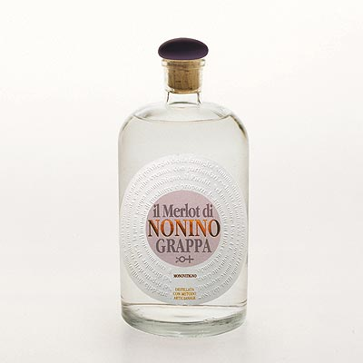 Der Sieger: Nonino Grappa Merlot