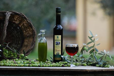 Quattrociocchi Olivenöl