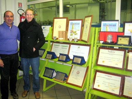 Americo Quattrociocchi hat BIOL auch schon gewonnen.