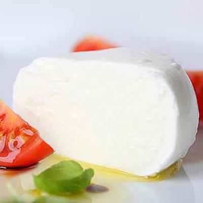 Mozzarella di Bufala oder Büffelmozzarella