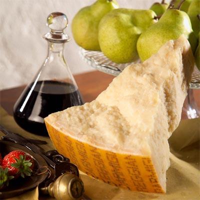 Der Gewinner: Parmigiano Reggiano