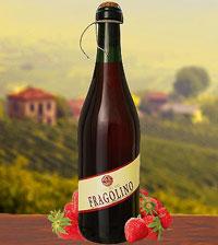 Fragolino Rosso - ein roter Perlwein aus Venetien