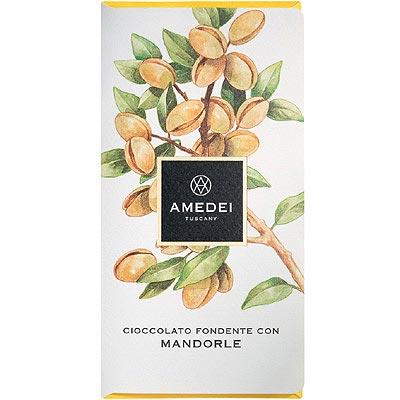 Mandel-Schokolade von Amedei