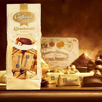 Caffarel-Schokolade