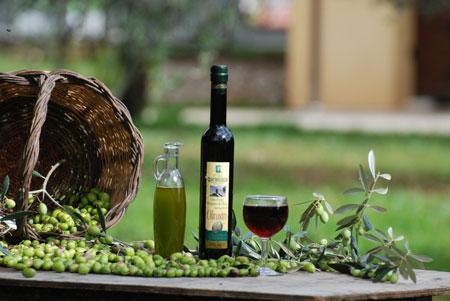 Americo Quattrociocchis Olivastro Bio-Olivenöl