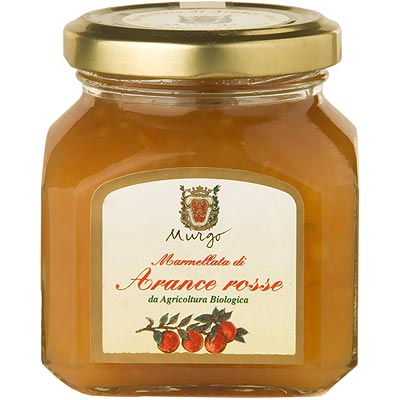 Marmelade aus Arancia Rossa di Sicilia
