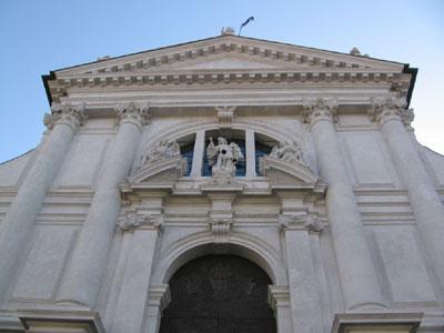Der Dom in San Daniele