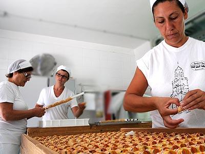 Handgemachte Pasta aus Apulien