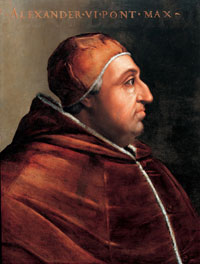 Die Borgias – eine erstaunliche Familie im Rom des 15. Jahrhunderts
