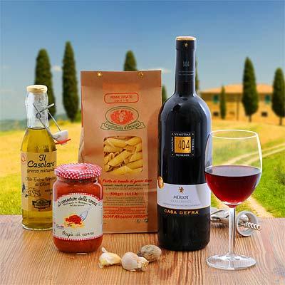 Casa Italia - für die Grundaustattung in der Küche