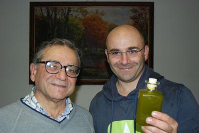Domenico und Egidio