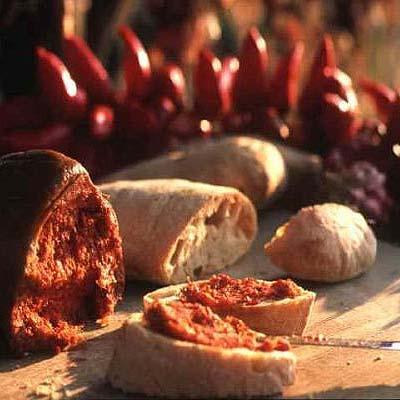 Nduja auf Ciabatta - ein rustikaler Genuss