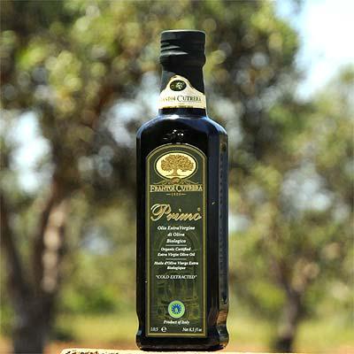 Olivenöl von Frantoi Cutrera