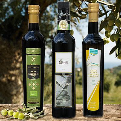 Olivenöl Testsieger 2012