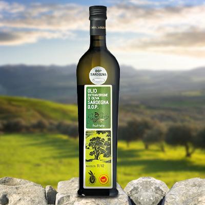 1. Platz Feinschmecker Olio Award 2013 - mild fruchtig: Riserva del Produttore DOP Sardegna