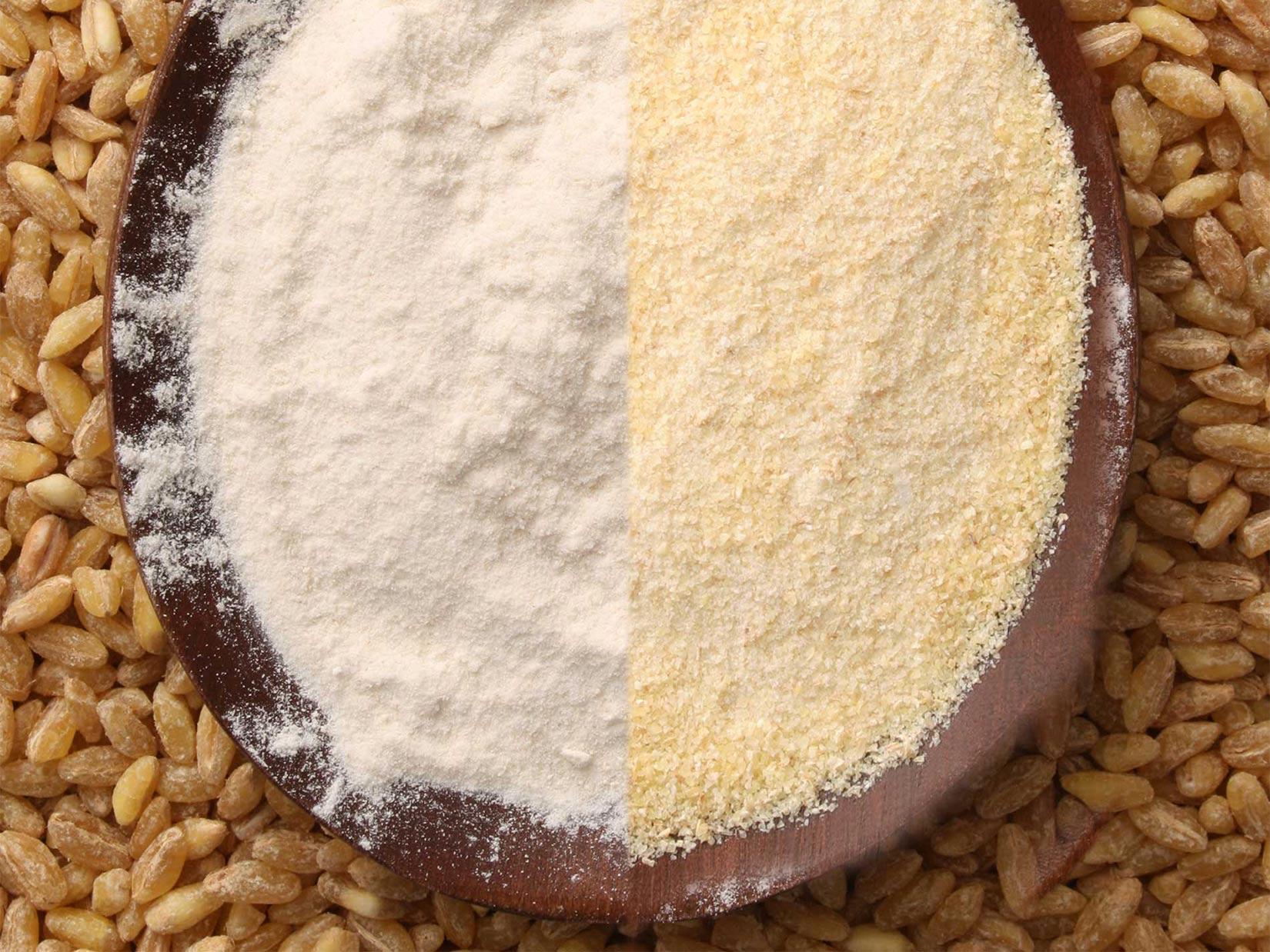 Italienisches Mehl – was ist was?