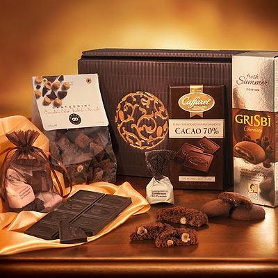Geschenkset Schokolade