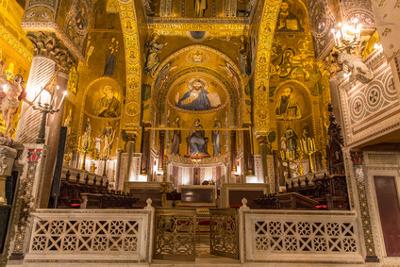 sehenswürdigkeiten in sizilien capella