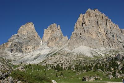 Sehenswürdigkeiten in Südtirol Dolomiten