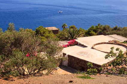dammuso auf pantelleria
