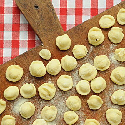 Pastaschule 4: Orecchiette selbstgemacht