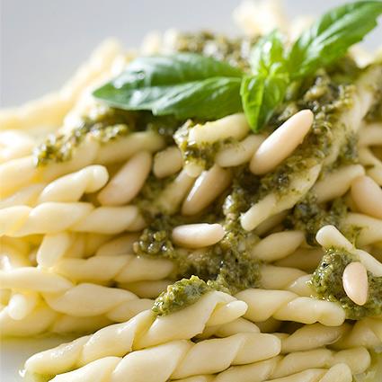 Trofie mit Pesto genovese