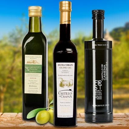 Feinschmecker Olivenöltest 2014 Olio Award Kategorie mittelfruchtig