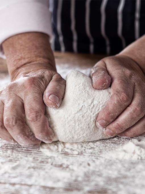Tipo 00 und tipo 0: Alles über italienisches Mehl