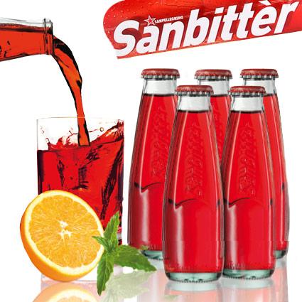 Sanbitter von Sanpellegrino