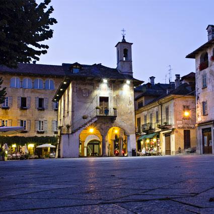 Marktplatz Piazza Motta