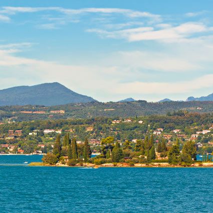 Isola di San Biagio im Gardasee
