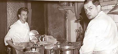 Kochen hat hier Familentradition